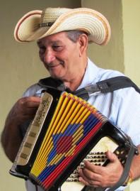 Pedro Mendoza Caldera, PEMECA, uno de los homenajeados.